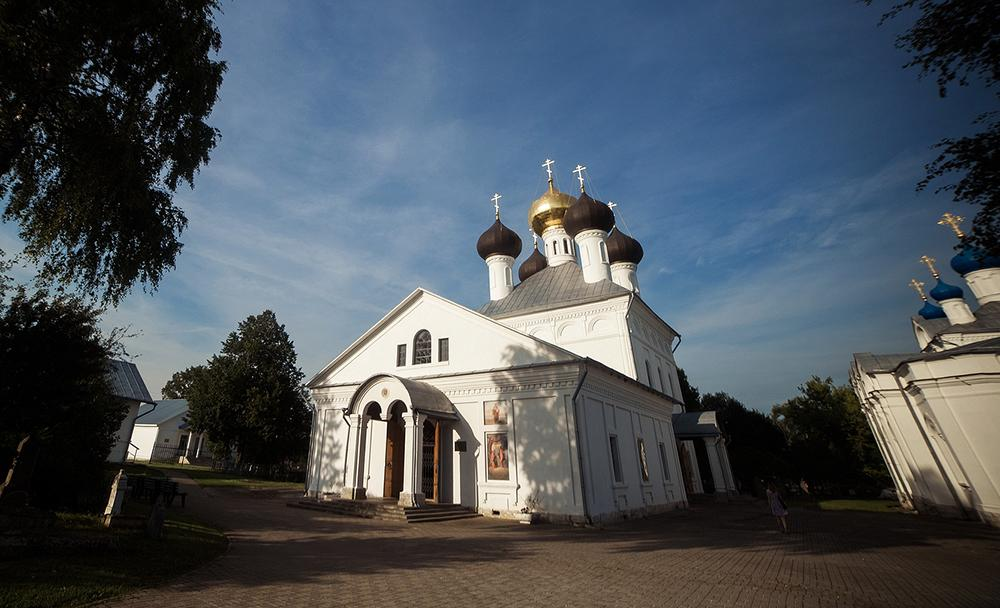 Temple complex of the Assumption of the Blessed Virgin