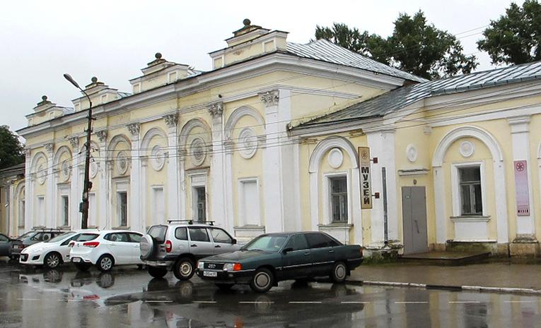 The All-Russian Historical and Ethnographic Museum